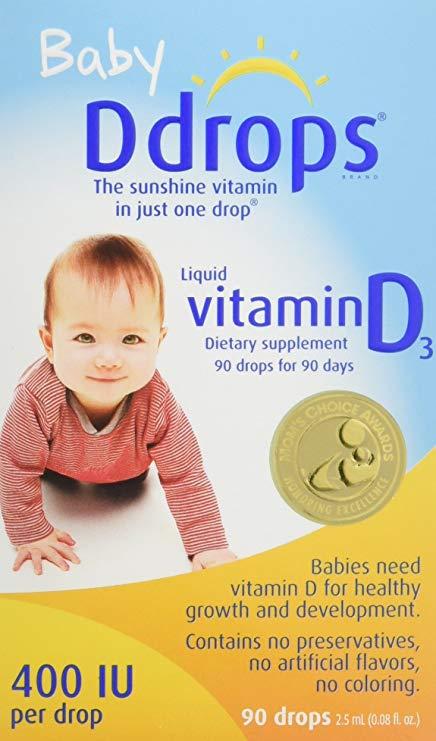 Bebekler Icin En Iyi D Vitamini Ilac Isimleri Faydalari Ve Kullanimi