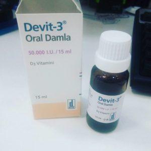 D Vitamini Damlasi Nasil Kullanilir Yan Etkileri Ve Faydalari